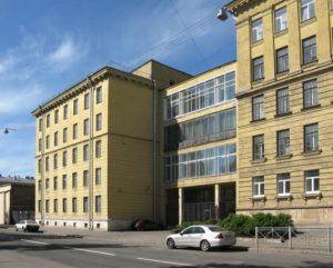 Академия управления городской средой, градостроительства и печати (бывший Колледж строительной индустрии и городского хозяйства)