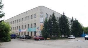 Омский техникум водного транспорта (Подразделение ОРМК)
