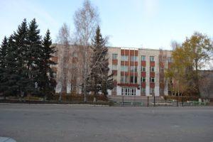 Омский государственный колледж управления и профессиональных технологий