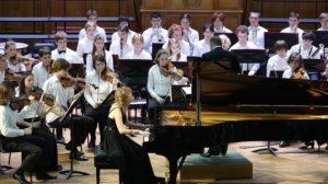 Московский государственный колледж музыкального исполнительства имени Ф.Шопена
