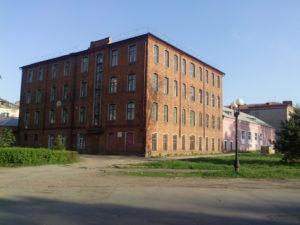 Рыбинский педагогический колледж