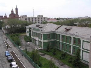 Профессиональный лицей № 52 г. Орска Оренбургской области / ГОУ НПО ПУ № 52