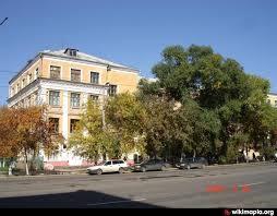 Комсомольский-на-Амуре строительный колледж