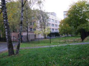 Западный комплекс непрерывного образования (Бывший Политехнический Колледж № 42)