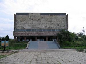 Улан-Удэнский музыкальный колледж им. П.И. Чайковского