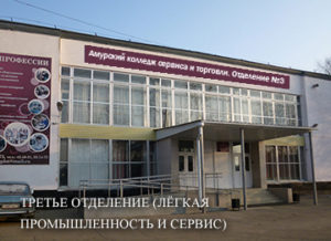 Амурский Колледж Сервиса и Торговли