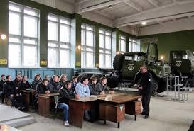 Рыбинская объединенная техническая школа ДОСААФ России