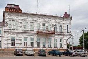 Бугурусланский медицинский колледж