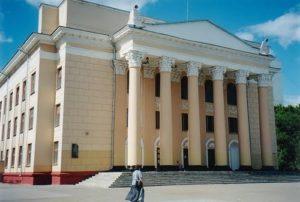 Королевский машиностроительный техникум Московской области