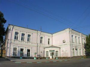 Красноярский краевой колледж культуры и искусства