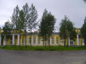 Специальное профессиональное училище закрытого типа № 1 г. Мончегорска