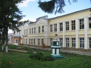 Усманский промышленно-технологический колледж