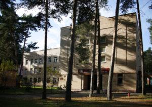 Московский областной медицинский колледж № 2 — Ступинский филиал (Бывшее Ступинское медицинское училище, техникум)