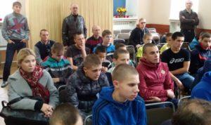 Орловское специальное профессиональное училище № 1 закрытого типа
