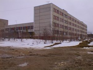 Охинский филиал федерального государственного образовательного учреждения среднего профессионального образования Сахалинского топливно-энергетического техникума