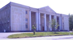 Профессиональное училище № 22 с. Пощупово
