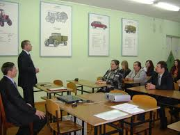 Профессиональное училище №11 г. Мариинский Посад