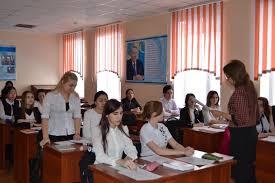 Профессиональное училище № 110 с. Акъяр