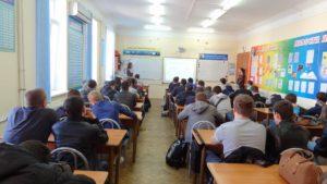 Филиал Краснодарского межрегионального монтажного техникума в Надтеречном районе Чеченской Республики