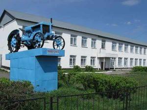 Учебно-производственное хозяйство Петуховского техникума механизации и электрификации сельского хозяйства